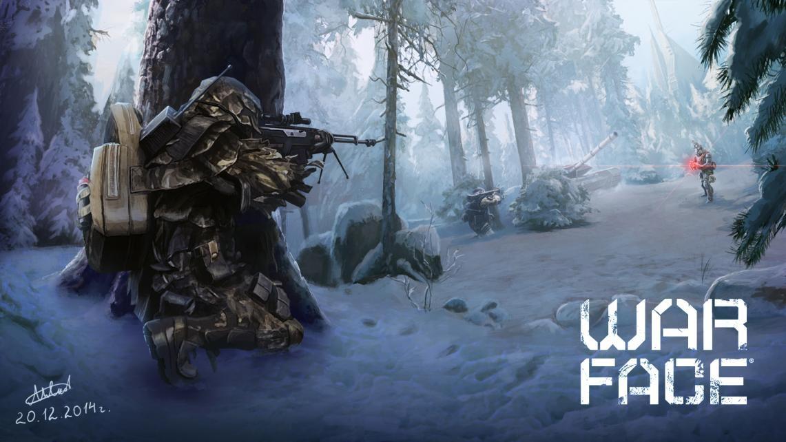 Warface зимой