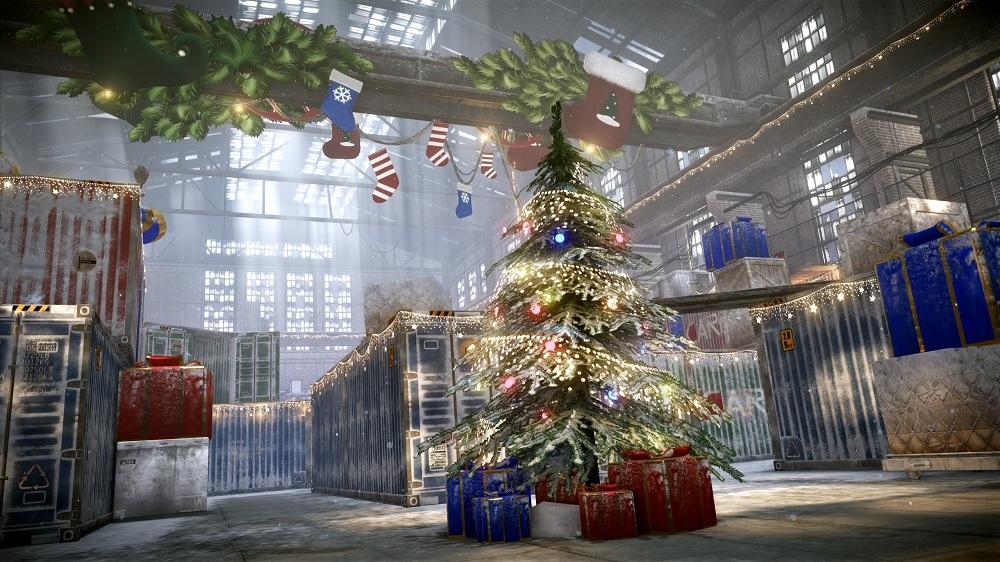 Warface подарки на новый год 2017