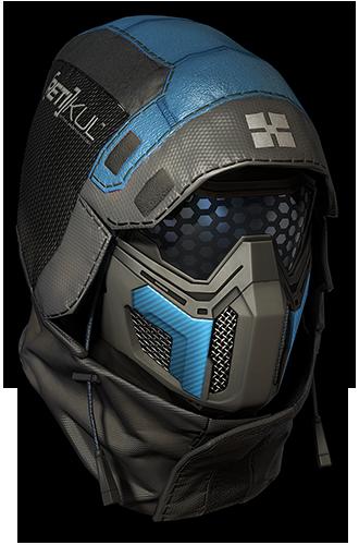 Шлем снайпера «Спектр» (Гамма)