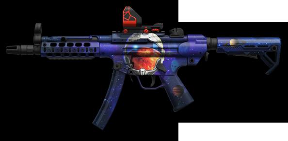 H&K MP5A5 Custom