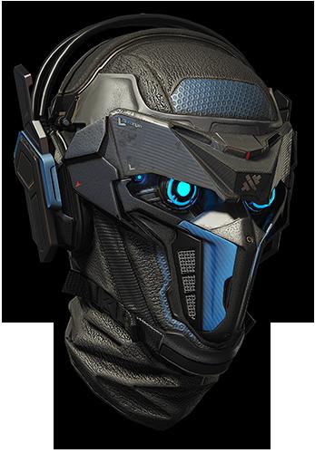 Шлем инженера «Спектр» (Гамма)