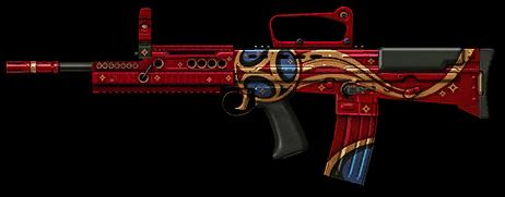 Enfield L85A2 Custom