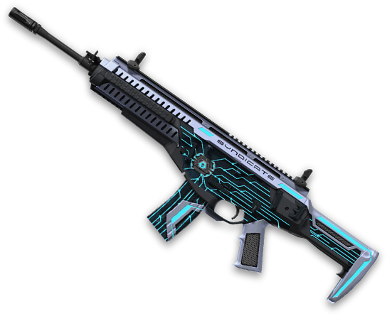 Камуфляж Синдикат для Beretta ARX160