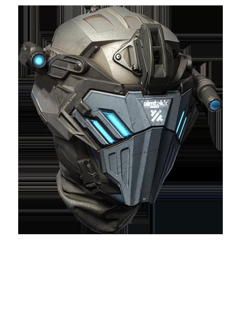 Шлем штурмовика