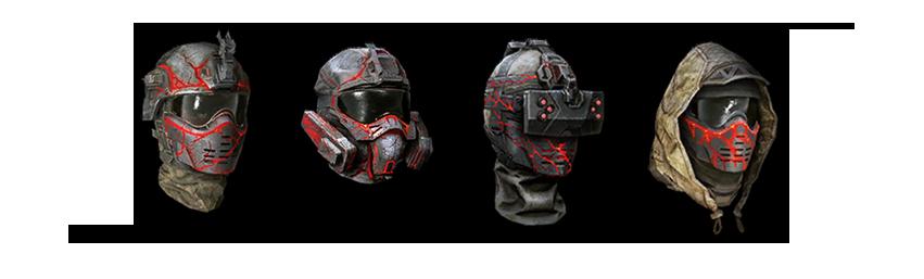 Шлемы серии «Магма»