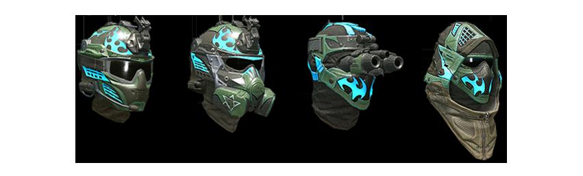 Шлемы серии «Лидер»