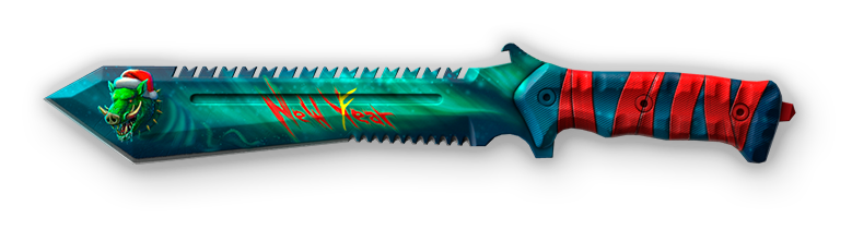 Xmas 2018 M48 Bowie Knife