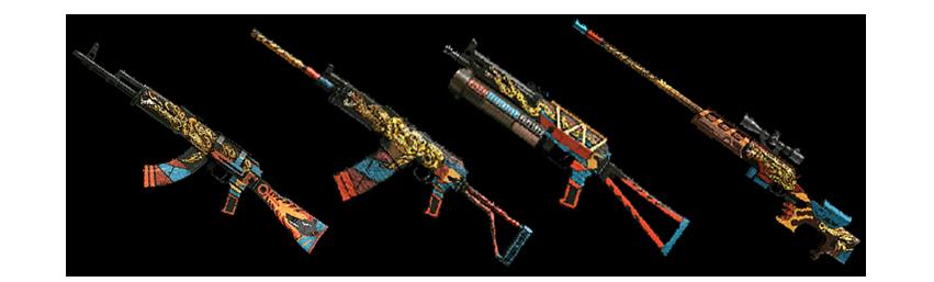 Оружие серии «Анубис»