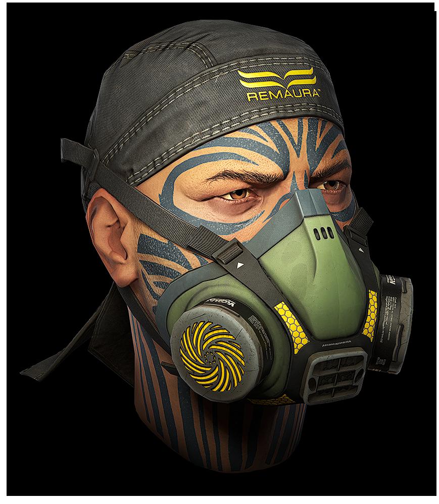 Шлем медика K.I.W.I.