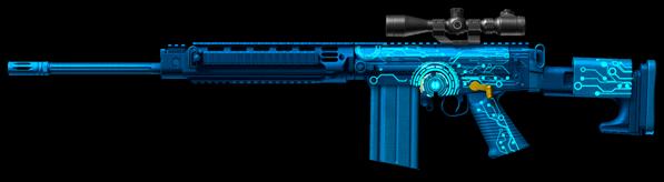 DSA SA58 SPR