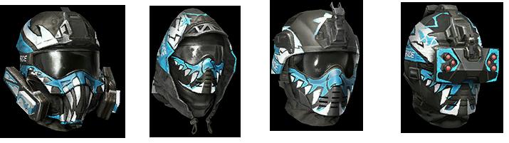 Турнирные шлемы