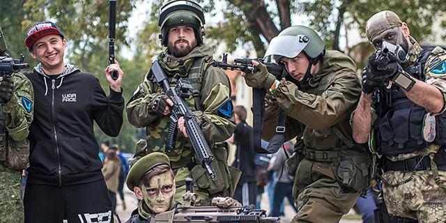 Военно-патриотический тренировочный центр ВОЕВОДА ДОСААФ России