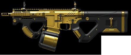 Золотой HArms CQR (навсегда)