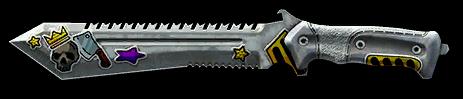 Камуфляж для ножа M48 Bowie