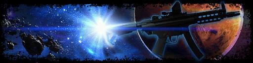 Знаток H&K MP5A5 Custom «Галактика»