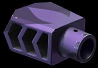 Тактический пламегаситель CMS «Горгона»