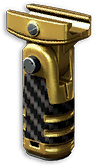 Золотая рукоятка MFT React Folding Grip
