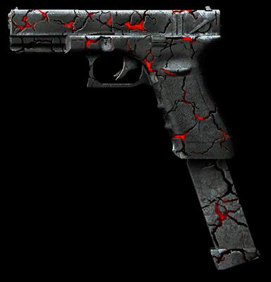 """Glock 18C """"Магма"""""""