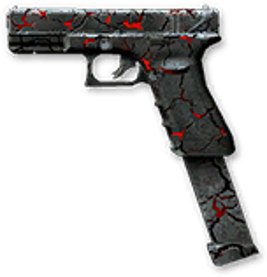 Glock 18C «Магма» (1 час / навсегда)