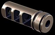 Пламегаситель HArms CQR «Люкс»