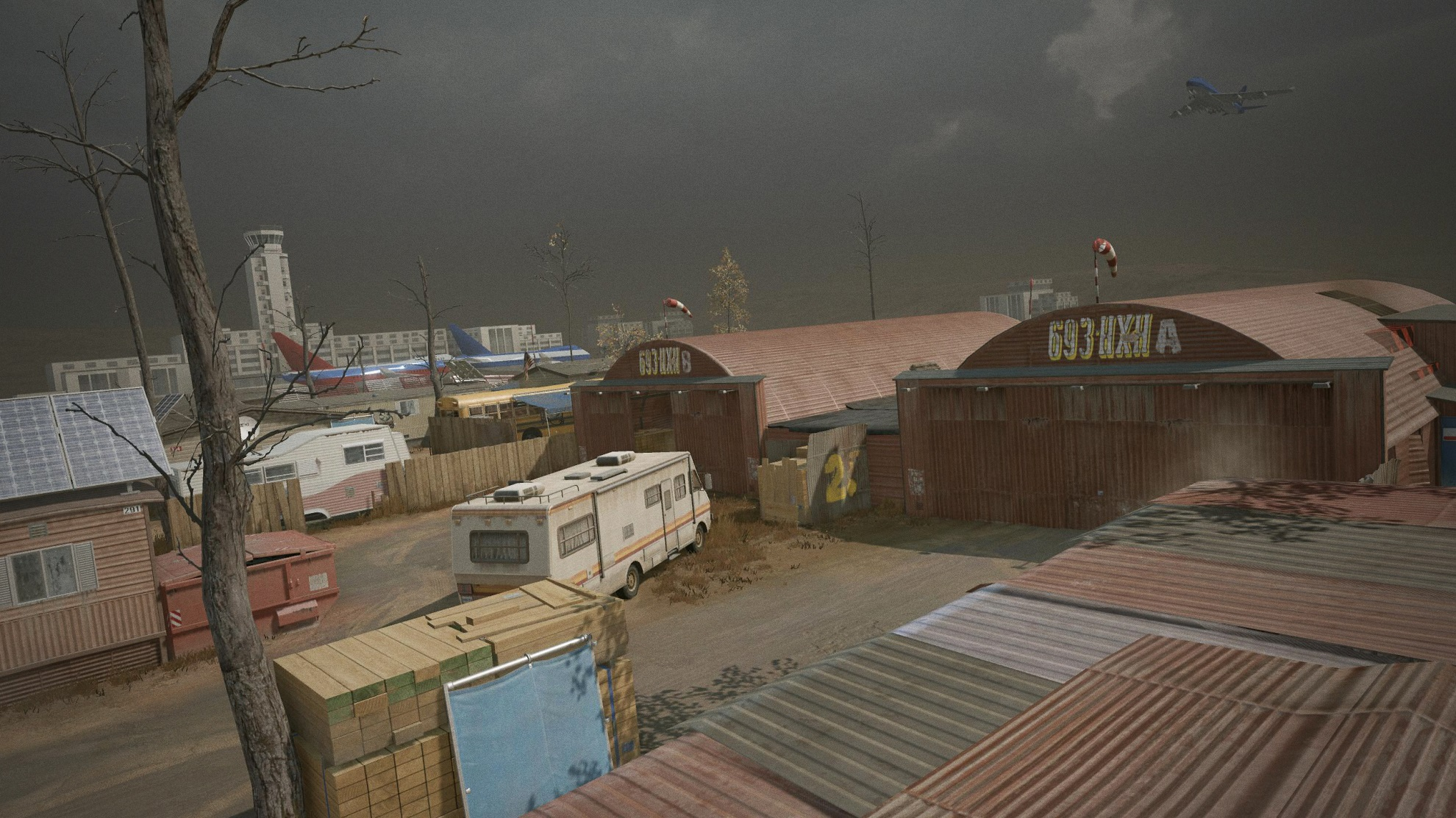 """Карта """"Трейлерный парк"""""""