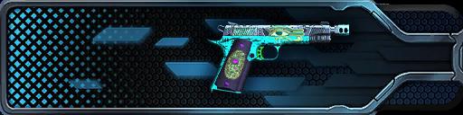 Фараон: Colt M1911A1