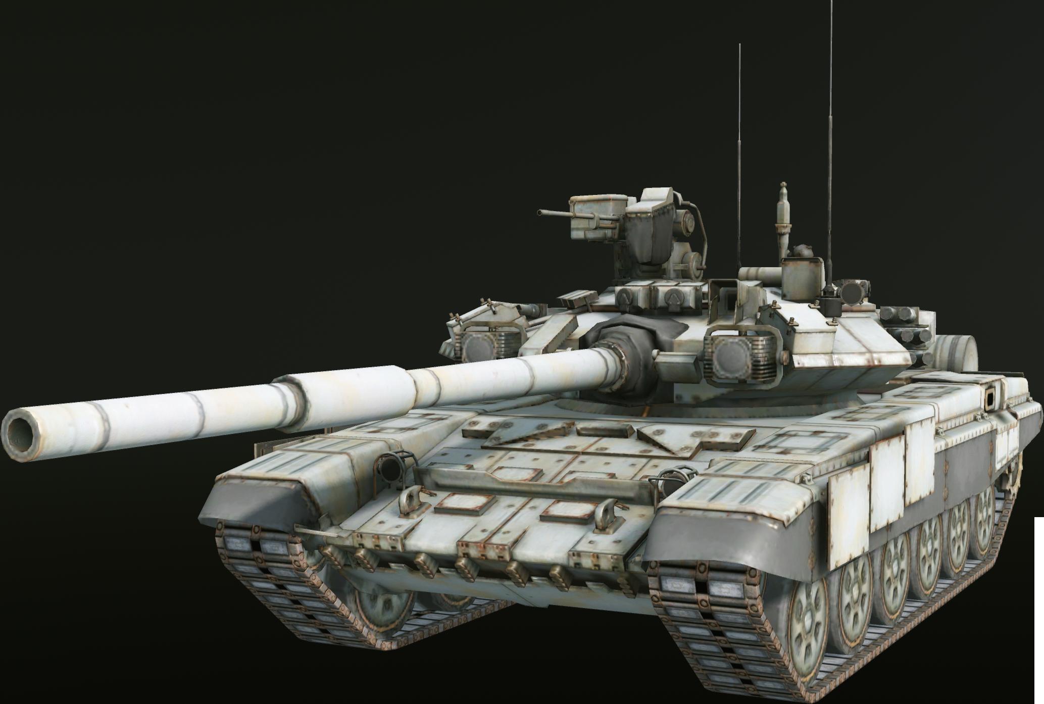 Тяжёлый танк Т-90