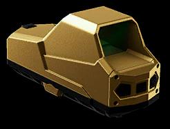 Золотой коллиматор Hartman MH1