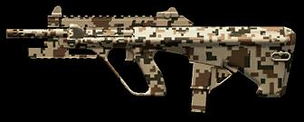 Горный камуфляж AUG A3 9mm XS
