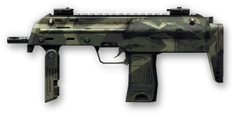 H&K MP7 «Джунгли»