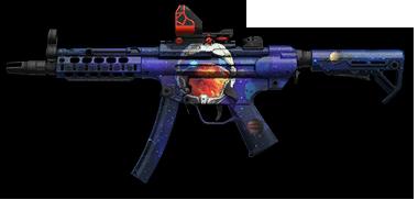 H&K MP5A5 Custom «Галактика»