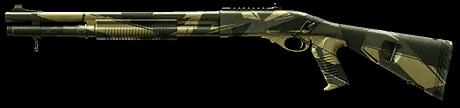Камуфляж «Джунгли» для Remington Model 870