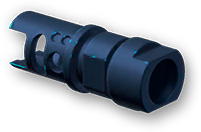 Пламегаситель CZ 805 BREN A2 «Медуза»