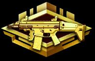 FN SCAR‐L PDW