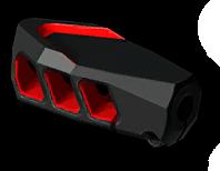 Пламегаситель CDX-MC Kraken «Оникс»