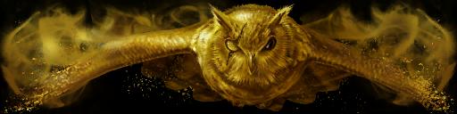 Золотая сова