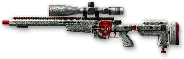 Снайперская винтовка AX308