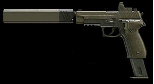 Камуфляж «Полигон» для SIG Sauer P226 C
