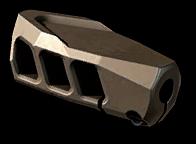 Пламегаситель CDX-MC Kraken «Пустыня»