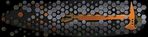 Гексагон: Тактический топор
