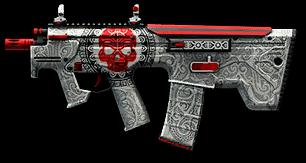 Пистолет-пулемет Desert Tech MDR‐C