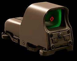 Коллиматор EOTECH 553 «Аспид»