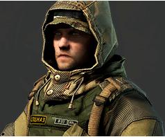 Униформа снайпера РФ