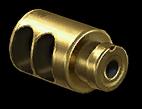 Золотой пламегаситель ДТК-2В