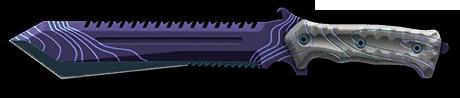 Камуфляж «Эфир» для Ножа M48 Bowie