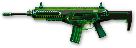 Beretta ARX160 «Радиация»
