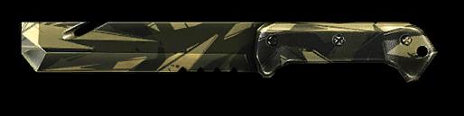 Камуфляж «Джунгли» для армейского ножа