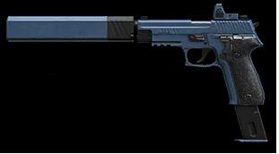 Камуфляж «Морской» для SIG Sauer P226 C