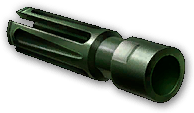 Пламегаситель для снайперской винтовки «Камыш»
