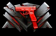 Glock 18C «Магма»